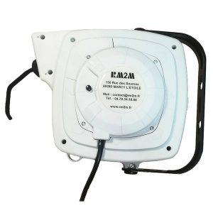 Enrouleur de câble à rappel automatique • Câble 3G2,5 • 10m • Série 280