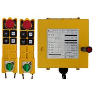 Radiocommande C2 • 4 boutons (2 crans)