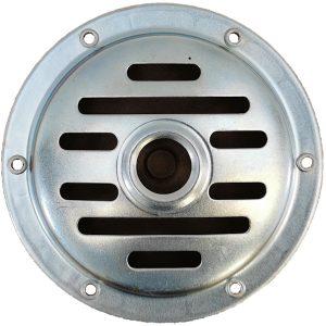 Avertisseur sonore • Diamètre 100mm • son continu 105dB • 48VAC • à encastrer