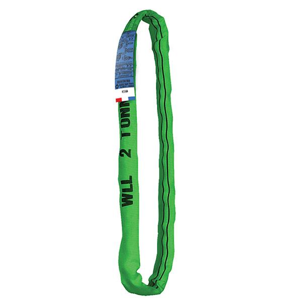 Elingue textile ronde – Traction 2t – Longueur 2m