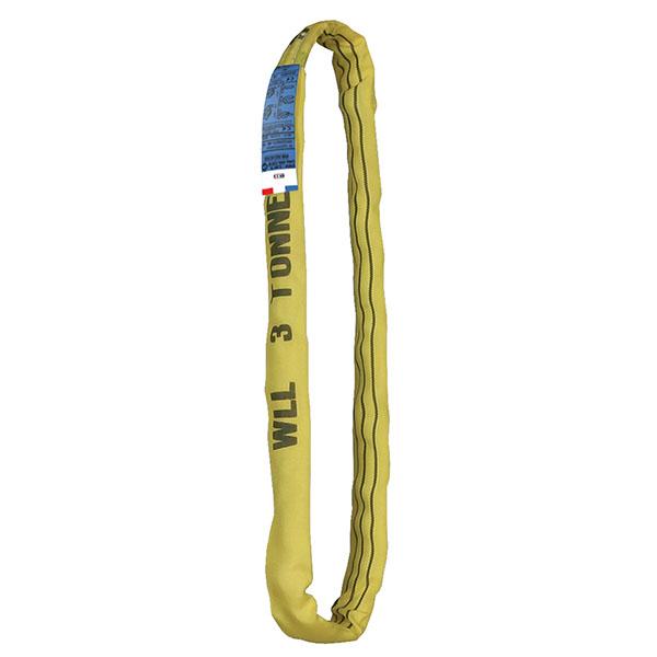 Elingue textile ronde – Traction 3t – Longueur 2m