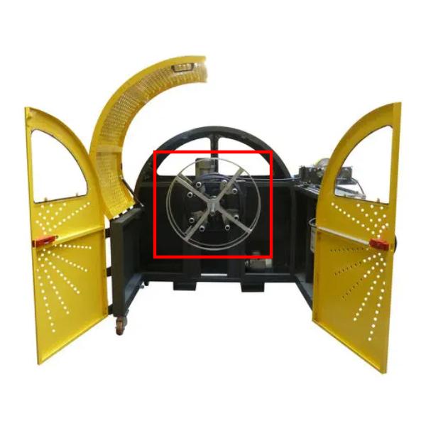Gavette pour enrouleuse motorisée de couronne