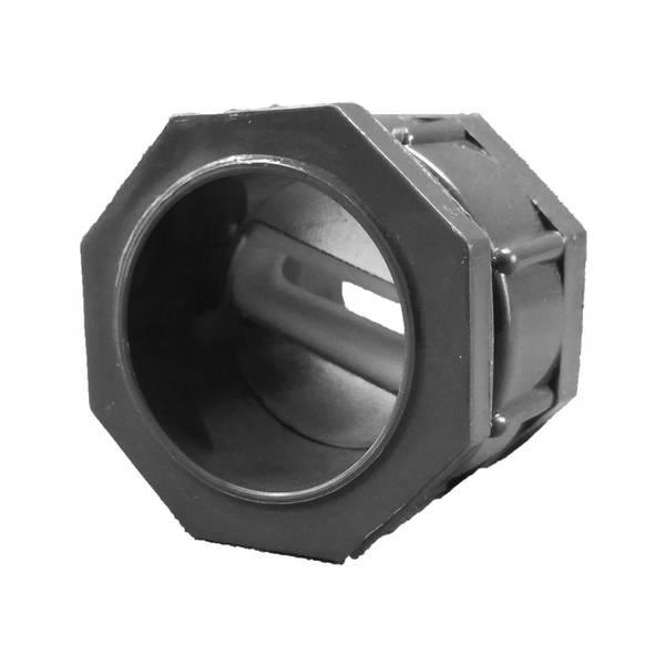 Presse     étoupe • PG21 • Pour câble plat 4G2,5 mm² ou 4G4 mm² ou 5G1,5 mm²