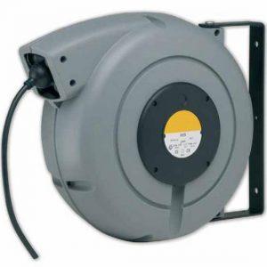 Enrouleur de câble à rappel automatique • Câble 4G2,5 • 20m • Série 7000