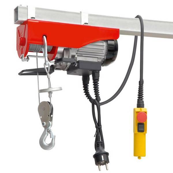 Treuil électrique 100/200 Kg