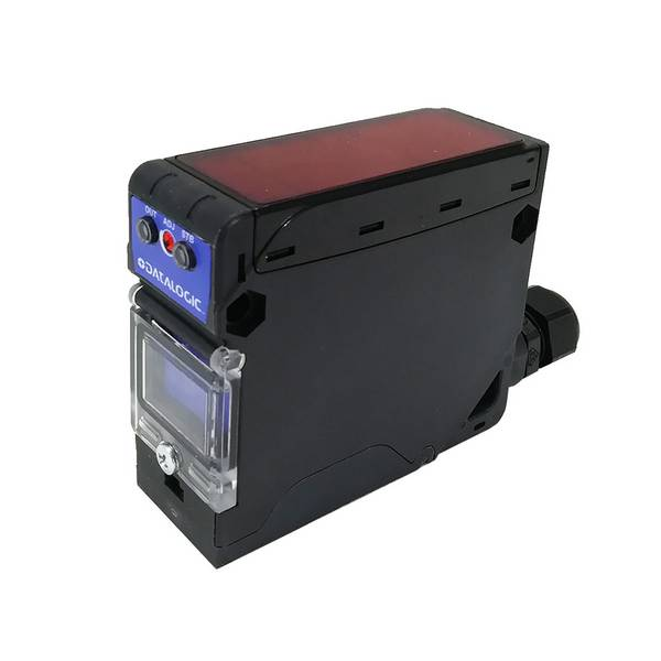 D?tecteur photo?lectrique infrarouge ? d?tection polaris?e par r?flexion sur bornier ? port?e 25m