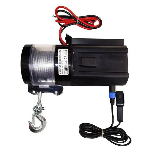 Treuil électrique de véhicule 2000/1100 Kg