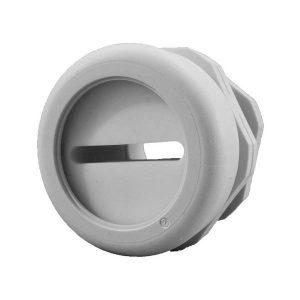 Presse étoupe • PG29 • Pour câble plat 8×25 mm² avec extrémité arrondie