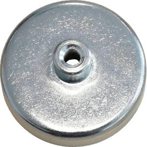 Aimant en ferrite Ø31,7x5mm