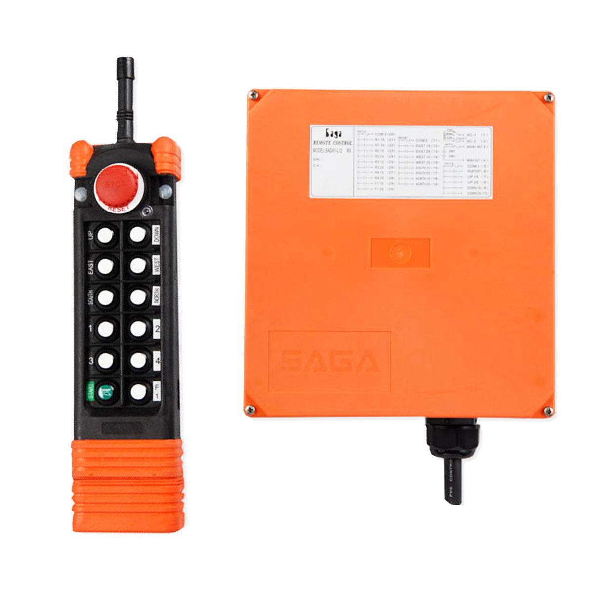 Radiocommande et récepteur Falard L12 et L12-1