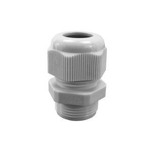 Presse étoupe           en polyamide 6 • PG7 • Pour câble Ø 3 à 6,5mm