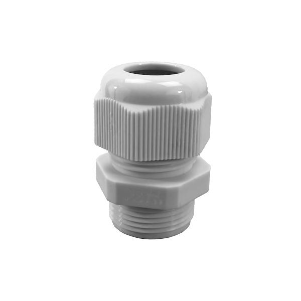 Presse étoupe en polyamide 6 • M25 • Pour câble Ø 13 à 18mm